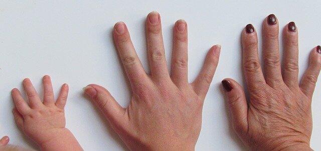 Bolest kloubů ukazováčku na ruce