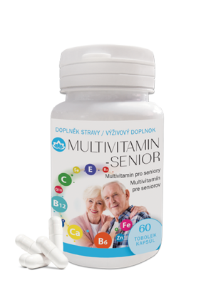 Multivitamin SENIOR