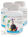 3x Multivitamin MAN