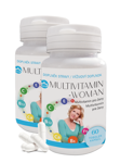 2x Multivitamin WOMAN
